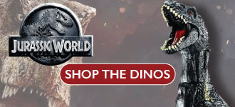 Jurassic World Movie Toy Reviews