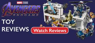 Marvel Avengers: Endgame Toy Reviews