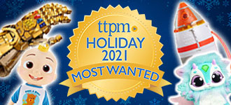Most Wanted Holiday Toys 2021