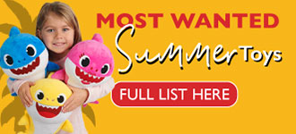 Most Wanted Summer Toy List 2019