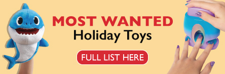 Most Wanted Holiday Toys 2019