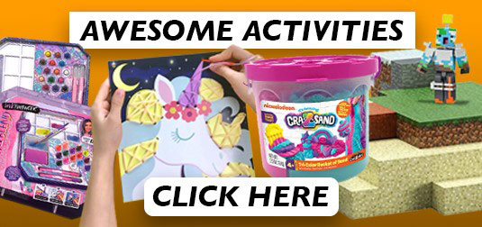 Newest Activity Toy Reviews
