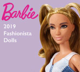 Barbie Fashionistas 2019