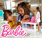 Barbie Fast Cast Clinic Playset