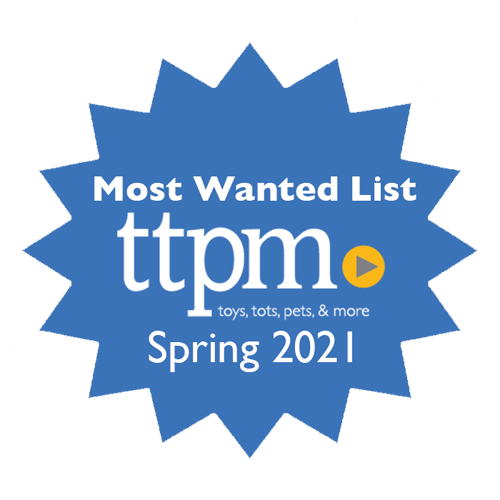 Most Wanted Spring 2021 Badge