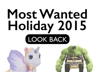 Most Wanted Toys Holiday 2015