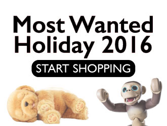Holidays 2016 Most Wanted Toys
