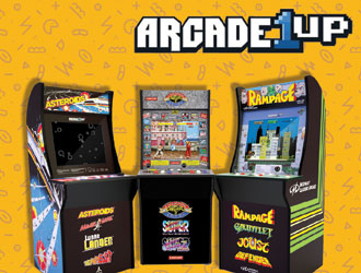 Arcade1Up from Tastemakers