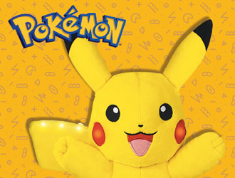 Pokemon Power Action Pikachu from Wicked Cool Toys