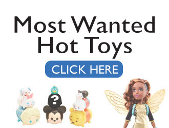 Most Wanted Hot Toys