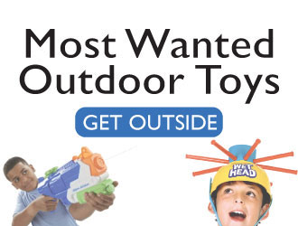 Most Wanted Outdoor Toys
