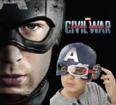 Captain America Civil War Movie Toys
