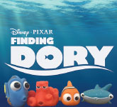 Finding Dory Movie Toys