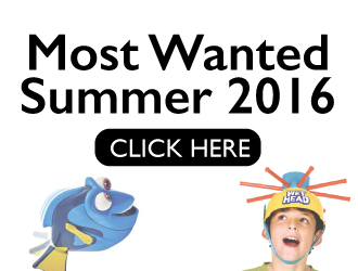 Most Wanted Summer Toys