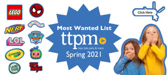 Most Wanted Toys Spring 2021
