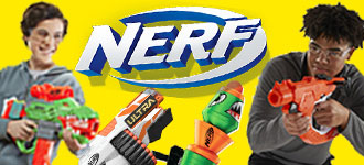 Nerf Toy Reviews