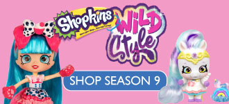 Shopkins Season 5 Toys