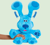 Blue's Clues & You Peek-A-Blue