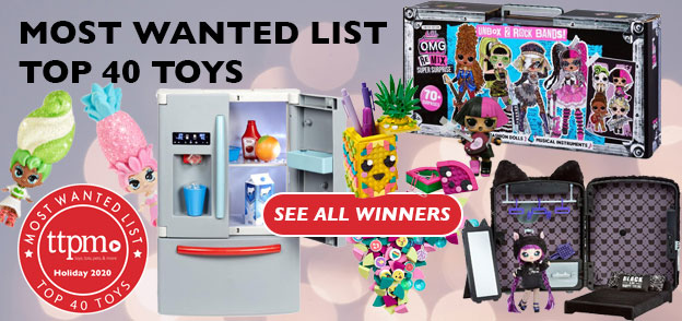 Most Wanted Holiday Toys 2020