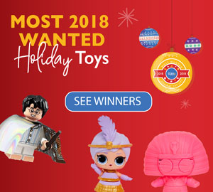 Most Wanted Holiday Toy List 2018