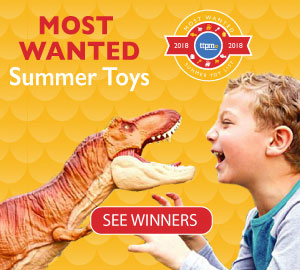 Most Wanted Summer Toy List 2018
