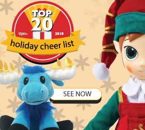 Top 20 Holiday Cheer List 2018