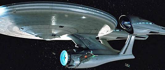 starship USS concept Enterprise-star-trek-2009