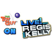 The Toy Guy on Live! With Regis & Kelly
