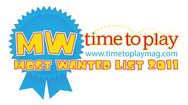 TTPM's Spring 2011 Most Wanted List