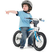 Boy and Bike