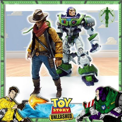 Awesome Fan Figures: Toy Story