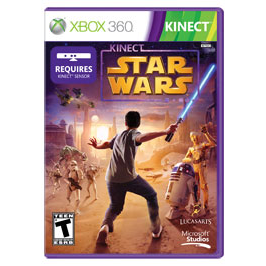 Game On! Kinect Star Wars