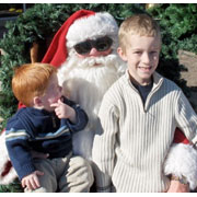 Visiting Santa with a Special Needs Kid