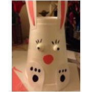 Time to Play: Easter Bunny Craft