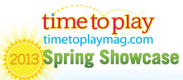 Hottest Movies, Coolest Summer Toys at Time to Play's Spring Showcase