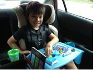 Tips for Road Trips with Small Children