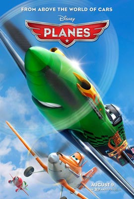 In Theaters: Disney's Planes