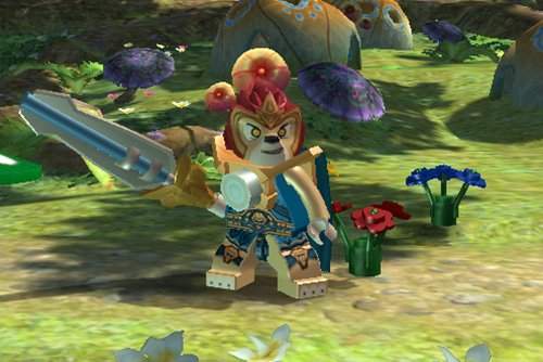 LEGO Chima, Laval's Journey Now on DS