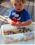 Sensory Play Helps Toddler Development