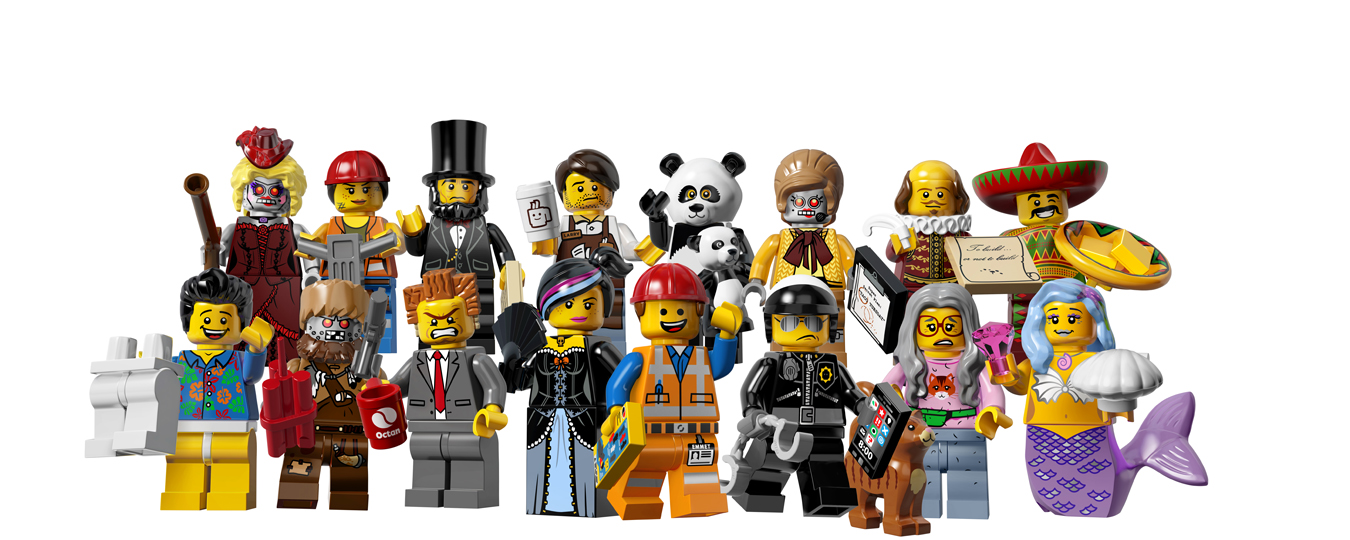 LEGO Movie Toys Revealed