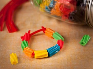 How to Make Candy Friendship Bracelets