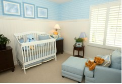 Creating Custom Nursery Décor