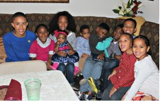 Celebrating New Year's Eve With Children