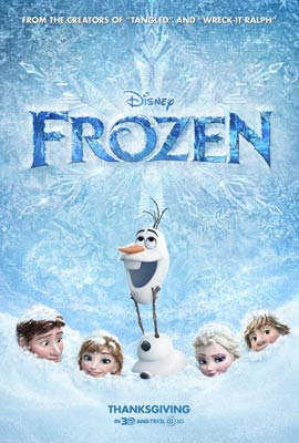 Box Office: Frozen & Fire Flip Flop