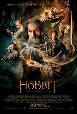 Box Office: Smaug Hordes the Box Office Gold