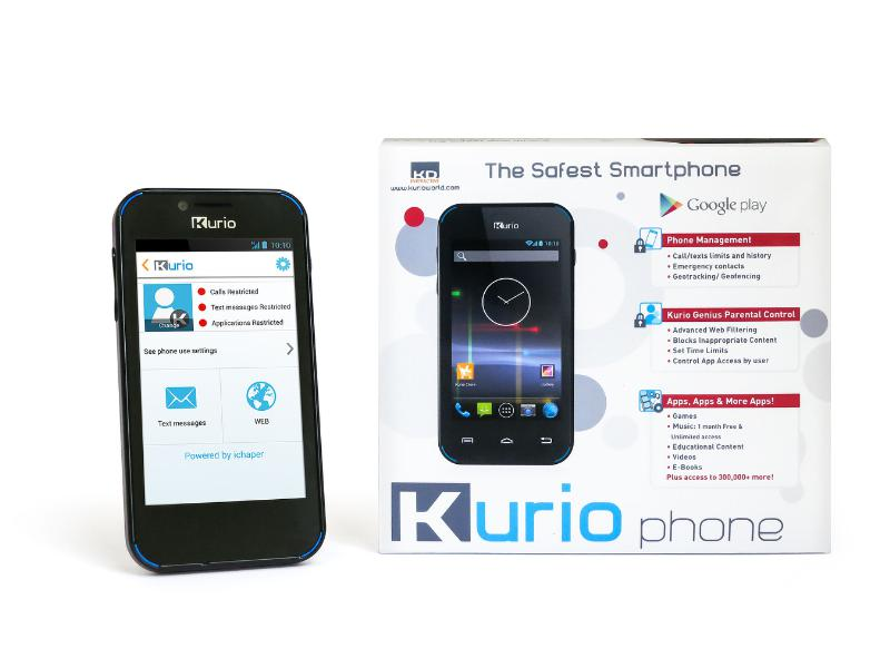 Kurio Phone: Safe Smartphone for Kids