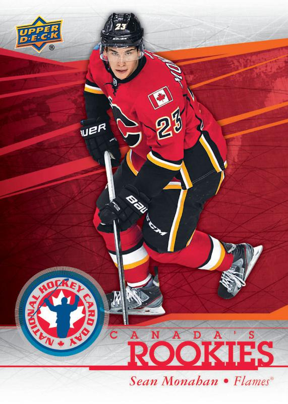 UPPER DECK SEAN MONAHAN