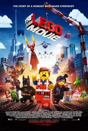 In Theaters, The LEGO Movie!