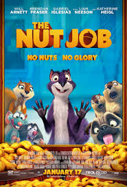 In Theaters, The Nut Job