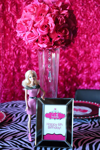 SED: Barbie - Centerpiece